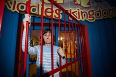 dozens of jobs lost as play centres forced to close over insurance hike - Josie Daly, who has to close Kiddies Kingdom in Bagenalstown, Co Carlow Pic: Mark Condren