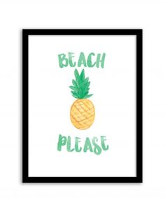 Best Free Printables For Your Walls - Beach Please Wall Art - Free Prints for Wall Art and Picture to Print for Home and Bedroom Decor - Crafts to Make and Sell With Ideas for the Home, Organization - Quotes for Bedroom, Living Room and Kitchens, Vintage Bathroom Pictures - Downloadable Printable for Kids - DIY and Crafts by DIY JOY http://diyjoy.com/free-printables-walls