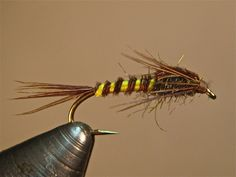 Bamfords Overbite Nymph SBS Step by Step Patterns & Tutorials Fly Tying Walleye Fishing, Fishing Lures, Fishing Rods, Carp Fishing, Ice Fishing, Fishing Tackle, Nymph Fly Patterns, Fly Tying Patterns, Fly Lady Cleaning