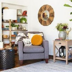 Rustic Chair and Décor Living Room Nook : Target Rustic Cafe, Rustic Kitchen, Rustic Wood, Rustic Restaurant, Rustic Bench, Rustic Cottage, Rustic Outdoor, Rustic Signs, Kitchen Ideas