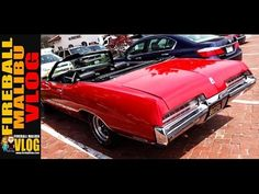 1972 #BUICK CENTURION Spotted! - FMV432 #FireballMalibuVlog 432 spots a 1972 #Buick Centurion Convertible and Kathie starts the elaborate #Mermaid Mold. SHARE Today's Vlog! SUBSCRIBE to this CHANNEL here! http://www.youtube.com/fireballtim Come to Fireball #WHEELSANDWAVES #CarShow at Gladstones Malibu! http://ift.tt/2a3SDnt Get your WHEELS AND WAVES SuperT @ The Vlog Store here! http://ift.tt/1RctbYF SUBSCRIBE TO FIREBALL'S BLOG! http://ift.tt/1HsRt1K... LET'S CONNECT! http://ift.tt/12aPqeo…