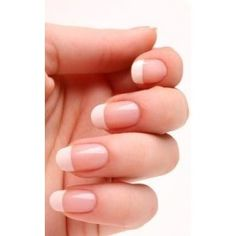French nails always make you feel fresh.  Want to try going from sqaure to oval.