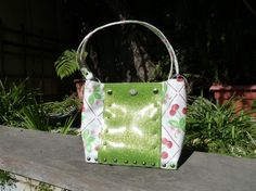 hand made purse from Oakland. love it!