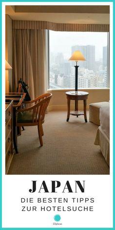 Japan Hotel-Tipps – Alle Unterkünfte unserer Reise. Wir zeigen dir, welche Hotels wir in Japan empfehlen können und geben Tipps zur Suche nach der richtigen Unterkunft.