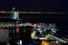 Parque das Nações - Noite