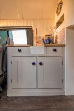 Camper Conversion Kitchen
