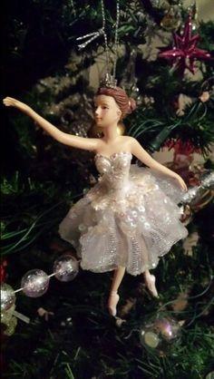 Ballerina - Christmas decorations