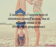 Le più belle frasi sull'amicizia Bff Quotes, Famous Quotes, Forever, Beautiful Words, Beach Mat, I Love You, Best Friends, Friendship, Fandoms