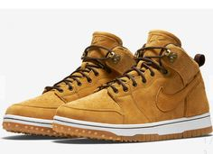 "info for c7f07 87653 The Nike Dunk Sneakerboot Gets the ""Wheat"" Treatment  Highsnobiety Trendy  Shoes, Streetwear"