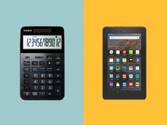 The Parable of the Tablet and the Calculator