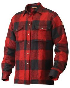Canada Hemd (rot) von Fjällräven - Hemden - Bekleidung - Herrenmode Online Shop - Frankonia.de