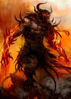 I'm the God of hellfire & I bring you...Fire! Part V