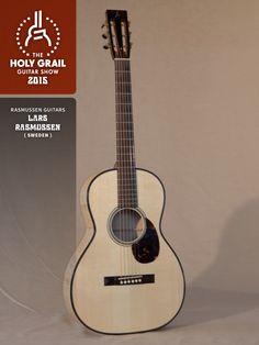 Exhibitor at the Holy Grail Guitar Show 2015: Lars Rasmussen, Rasmussen Guitars, Sweden. http://www.rasmussenguitars.com https://www.facebook.com/rasmussenguitars http://holygrailguitarshow.com/exhibitors/rasmussen-guitars/