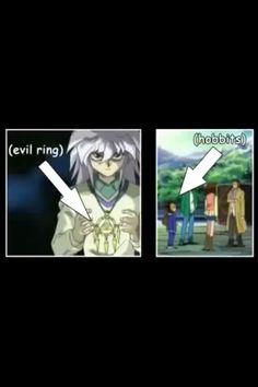 Lord of the Yu-Gi-oh! LOL!!!!!!!!!!!!!!!!!!!!!!!