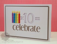 Crafting in the Country: ...another Big Birthday Celebration!!! Love it. . .