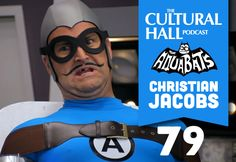 The Cultural Hall: Episode 79 Christian Jacobs, an American musician, television producer, voice actor and former child actor. He is perhaps most recognized as the co-creator of the award-winning Nick Jr. children's television series Yo Gabba Gabba!, on which he additionally serves as a writer, director, composer and voice actor. He's also lead singer of the successful Orange County rock band, The Aquabats, and he's a Mormon. Listen to an interview with him at TheCulturalHall.com