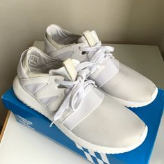 new concept 45f65 9cc26 adidas Shoes   Adidas Originals Tubular Viral W Running Shoes Us9   Color   White   Size  9
