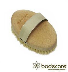 Deluxe FSC Body Brush - Medium Firm Bristle