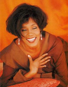 Whitney Houston signature song Saving All My Love. Other hits The Greatest Love of All, One Moment In Time