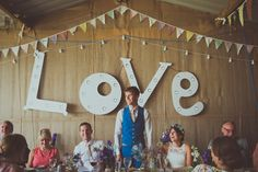 James and Vicky's DIY Festival Wedding – Wedfest!