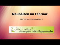 JM-Creation Gastdesign Februar Release #1/21 - YouTube Youtube, 21st, February, News, Youtubers, Youtube Movies