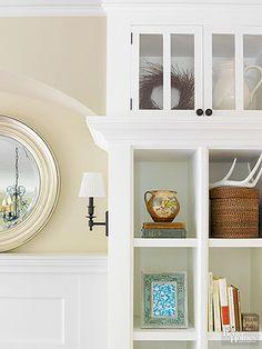 Create Custom Bookcases