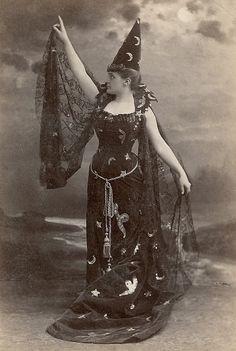 Mlle Urquhart. 1880s.