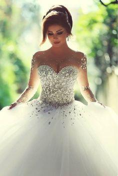 The perfect weddingdress