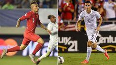 Selección Peruana jugaría amistoso con Estados Unidos. June 30, 2015.