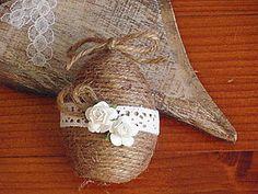 Dekorácie - Vintage veľkonočné vajíčka - 5039724_