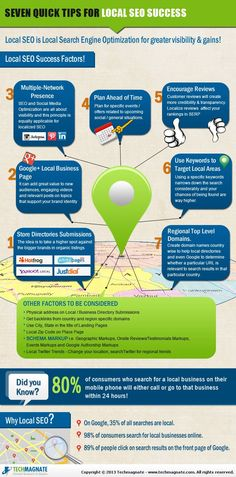 Quick Tips for Success #Infographics