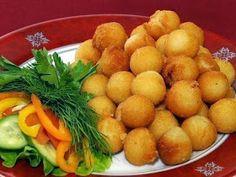Шустрый повар.: Картофельные шарики для гарниров