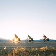 bike tour through Montana