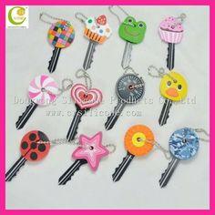 Beautiful Fashion Silicone Key Cap,High Quality Silicone Key Cap ...