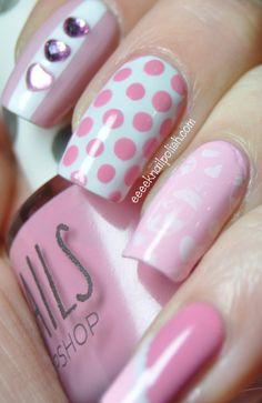 Topshop Prim And Proper Eeeek Nail Polish Perfect Nails Fabulous Nails Gorgeous