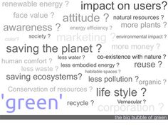 A presentation on a platinum rated green building in India...
