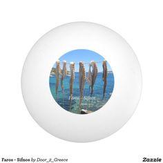 Faros - Sifnos Ping-Pong Ball