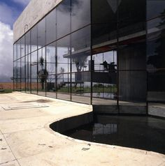 Buildings and Projects by Paulo Mendes da Rocha : 1987: Chapel of Saint Peter in Campos de Jordão, SP, Brazil
