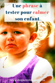 Calm a 5 year old child by talking to him when he stings anger # … Discipline Positive, Education Positive, Toddler Discipline, Kids Education, Futur Parents, Mottos To Live By, French Language Lessons, Oldest Child, 5 Year Olds