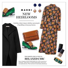 """Relaxed chic - Marni"" by amaryllis ❤ liked on Polyvore featuring Marni, NARS Cosmetics and Marni Edition"