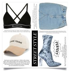 Perfect by pstm on Polyvore featuring polyvore, fashion, style, Topshop, T By Alexander Wang, Kate Spade, H&M and clothing