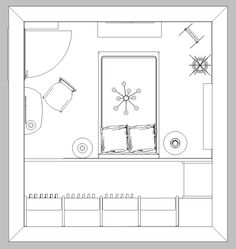 Progetto cabina armadio: dietro il letto a spazi separati | closet ...