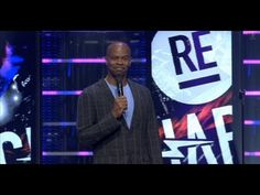 So funny, so good! - Good Clean Comedian Michael Jr At The Rock | Your Gift