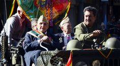 Un homenaje a los sobrevivientes de la Guerra del Chaco se realizó ayer en el parque Excombatientes, a propósito de la conmemoración del 77 aniversario del cese de hostilidades entre Bolivia y Paraguay, luego de tres años de contienda bélica (1932-1935) :      http://www.lostiempos.com/diario/actualidad/local/20120615/honores-militares-y-fiesta-para-benemeritos_175135_369066.html