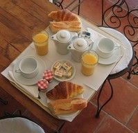 french breakfast for two