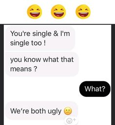 😂😂 Crazy Funny Memes, Wtf Funny, Funny Texts, Funny Jokes, Be Like Bro, Funny Chat, Best Quotes, Fun Quotes, Im Single