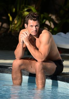 ☜@[spicecandy]@☞ David Gandy.