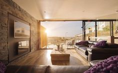 3 bedroom detached house for sale in Portreath, Redruth, North Cornish Coastline - Rightmove. Luxury Holidays, Detached House, Property For Sale, Oversized Mirror, Cottage, Bedroom, Interior, Cornwall, Furniture