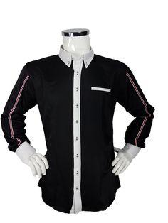 Koszula męska - - Koszule męskie - Awii, Odzież męska, Ubrania męskie, Dla mężczyzn, Sklep internetowy Motorcycle Jacket, Jackets, Fashion, Down Jackets, Moda, Fashion Styles, Fashion Illustrations, Jacket
