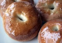 Dairy-Free Egg-Free Dessert Recipes: Baked Doughnuts